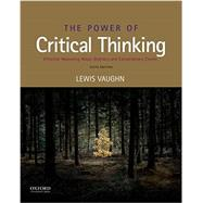 The Power of Critical...,Vaughn, Lewis,9780190852818