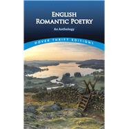 English Romantic Poetry: An...,Appelbaum, Stanley,9780486292823