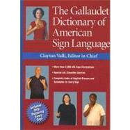 The Gallaudet Dictionary of...,Valli, Clayton,9781563682827