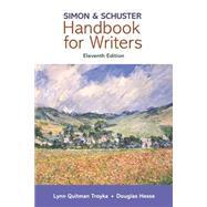 Simon & Schuster Handbook for Writers by Troyka, Lynn Quitman; Hesse, Doug, 9780134172828
