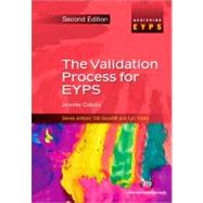 The Validation Process for Eyps by Jennifer Colloby, 9781844452835