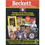 Beckett Hockey Card Price...,Not Available (NA),9781887432849