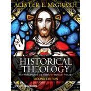 Historical Theology : An...,McGrath, Alister E.,9780470672860