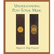 Understanding Post-tonal Music,Roig-francolí, Miguel A.,9780367432874
