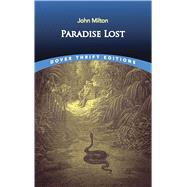 Paradise Lost,Milton, John; Himes, John A.,9780486442877