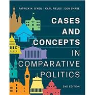 Cases and Concepts in...,O'Neil, Patrick H.; Fields,...,9780393532890