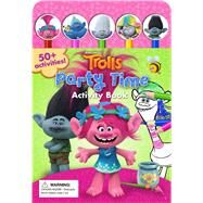 Dreamworks Trolls Snack Pack Activity Book by Editors of Studio Fun International, 9780794442927