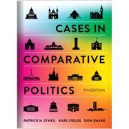 Cases in Comparative Politics...,O'Neil, Patrick H.; Fields,...,9780393422931