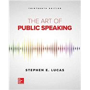 Loose Leaf for the Art of...,Lucas, Stephen,9781260412932