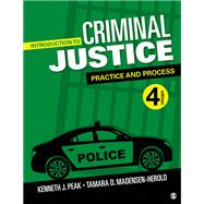 Introduction to Criminal...,Peak, Kenneth J.;...,9781544372938