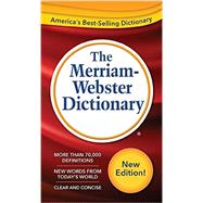 The Merriam-webster Dictionary,Merriam-Webster,9780877792956