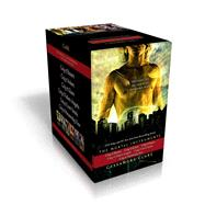 The Mortal Instruments, the Complete Collection City of Bones; City of Ashes; City of Glass; City of Fallen Angels; City of Lost Souls; City of Heavenly Fire by Clare, Cassandra, 9781481442961