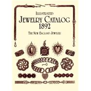 Illustrated Jewelry Catalog,...,New England Jeweler,9780486402963
