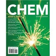CHEM 2 Chemistry in Your...,Hogg,9781133962984