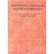 Institutions, Livelihoods and...,Weitz, Almud,9788787062985