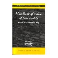 Handbook of Indices of Food...,Singhal; Rekha,9781855732995