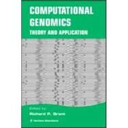Computational Genomics by Grant, Richard P., 9781904933014