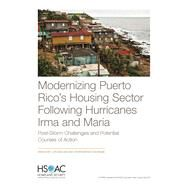 Modernizing Puerto Rico's Housing Sector Following Hurricanes Irma and Maria Post-Storm Challenges and Potential Courses of Action by Clancy, Noreen; Dixon, Lloyd; Elinoff, Dan; Kuznitsky, Kathryn; McKenna, Sean, 9781977403032