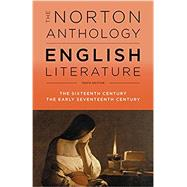 The Norton Anthology of...,Greenblatt, Stephen,9780393603033