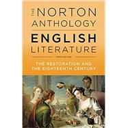 The Norton Anthology of...,Greenblatt, Stephen,9780393603040