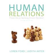 Human Relations A Game Plan...,Ford, Loren; Arter, Judy A.,9780205233052