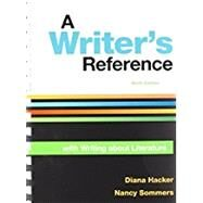 A Writer's Reference with...,Hacker, Diana; Sommers, Nancy,9781319133054