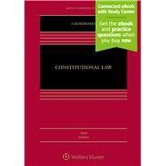 Constitutional Law (Aspen...,Chemerinsky, Erwin,9781543813074