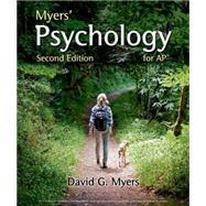 Myers' Psychology for AP,David G. Myers,9781464113079