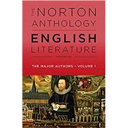 The Norton Anthology of...,Greenblatt, Stephen,9780393603088
