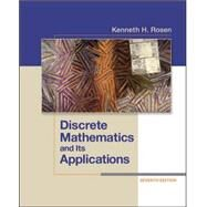 Discrete Mathematics and Its...,Rosen, Kenneth,9780073383095