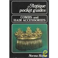 Combs and Hair Accessories by Hague, Norma, 9780911403114