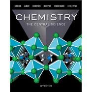 Modified Mastering Chemistry...,Brown, Theodore E.; LeMay, H....,9780134553122