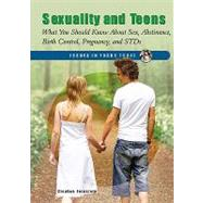 Sexuality and Teens by Feinstein, Stephen, 9780766033122