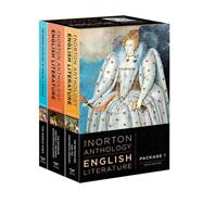 The Norton Anthology of...,Greenblatt, Stephen,9780393603125