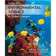 Environmental Science,Cunningham, William;...,9781260153125