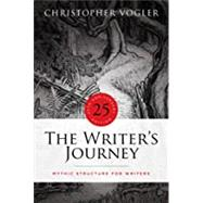 The Writer's Journey,Vogler, Christopher,9781615933150