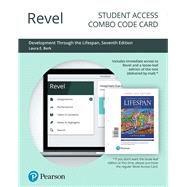 Revel for Development Through...,Berk, Laura E.,9780135233153