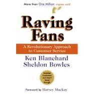 Raving Fans,Blanchard, Ken,9780688123161