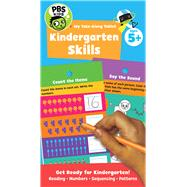 Pbs Kids My Take-along Tablet Kindergarten Skills by Carson-Dellosa Publishing Company, Inc., 9781483843162
