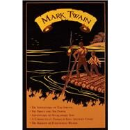 Mark Twain Five Novels by Twain, Mark; Machlan, Elizabeth Boyle, 9781607103165