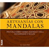 Artesanías con mandalas,Podio, Laura,9789876343176