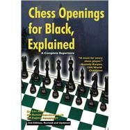 Chess Openings Black Exp 2E Pa,Alburt,Lev,9781889323183