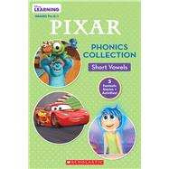 Disney Pixar Phonics Collection: Short Vowels (Disney Learning: Bind-up) by Scholastic, 9781338763188