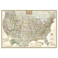 United States Executive by National Geographic Maps, 9780792293200
