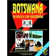 Botswana Business Law Handbook,International Business...,9780739763209