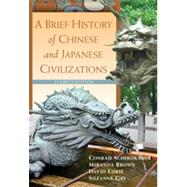 A Brief History of Chinese...,Schirokauer, Conrad; Brown,...,9780495913221
