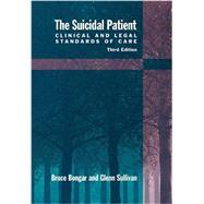 The Suicidal Patient,Bongar, Bruce; Sullivan, Glenn,9781433813252