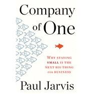 Company of One by Jarvis, Paul, 9780358213253