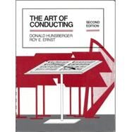 The Art of Conducting...,Hunsberger, Donald; Ernst, Roy,9780070313262