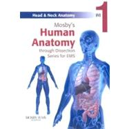 Mosby's Human Anatomy Through Dissection for EMS: Head and Neck Anatomy DVD by Jones & Bartlett Learning, 9780323053266